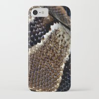 monty python iPhone & iPod Cases featuring Python by Elaine C Manley
