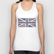 Lovely UK Unisex Tank Top