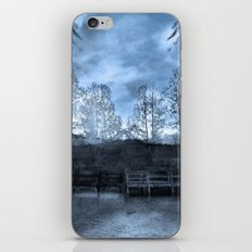 Threshold of  Truth iPhone & iPod Skin