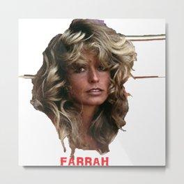 Farrah Metal Print