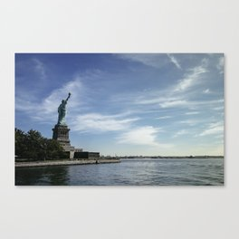 Statue of Liberty 3. Canvas Print