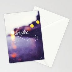 Forgive Stationery Cards