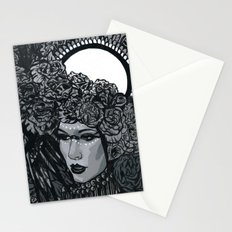 Light in the dark Stationery Cards
