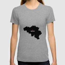 Capital of Belgium T-shirt