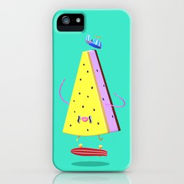 Lords of Foodtown II iPhone Case