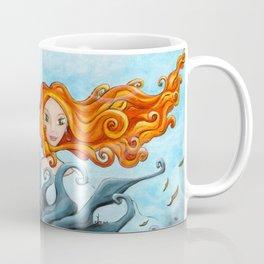 The Dryad of the King-Tree Coffee Mug