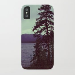 Tree in Tahoe iPhone Case