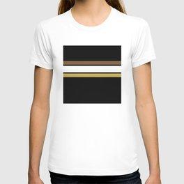 Team Colors 2... caramel, brown T-shirt