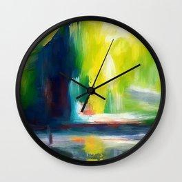 Promenade - 2005 Wall Clock