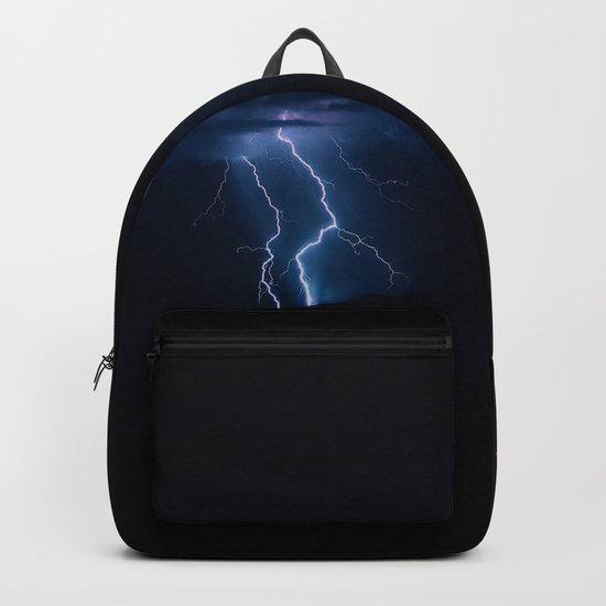 Lightning Strikes - III Backpack