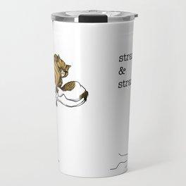 Stranger Travel Mug