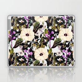 Flowery abstract garden Laptop & iPad Skin