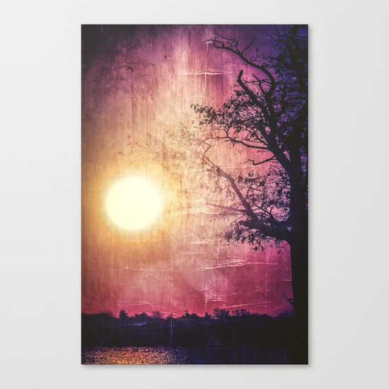 Hereafter Canvas Print