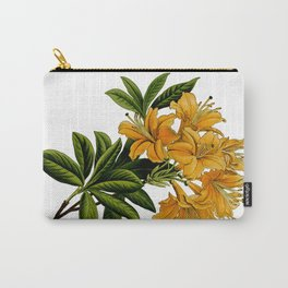 Herbal Flowers Carry-All Pouch