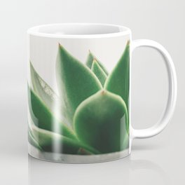 Minimal Cactus - Cacti Photography Coffee Mug