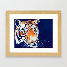 Auburn (Tiger) Framed Art Print