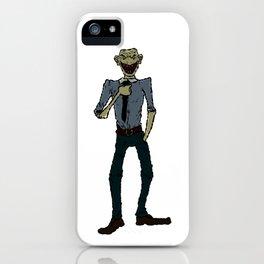 Thomas Leprunaud iPhone Case