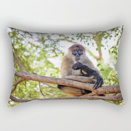 Thinker Rectangular Pillow