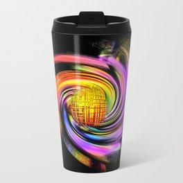 Abstract Perfection 26 Travel Mug