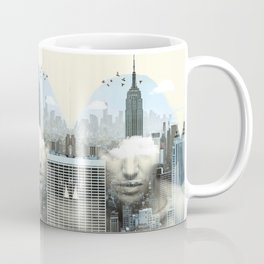 New York City Shift Coffee Mug