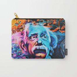 Albert E=mc^2 Einstein Carry-All Pouch