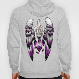 Asexuality Pride Hoody
