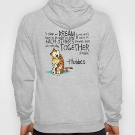 Calvin and Hobbes Dreams Hoody
