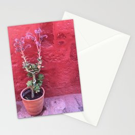 Arequipa Plants v.3 Stationery Cards