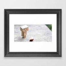 Danbo #2 Framed Art Print