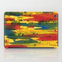 camo iPad Cases featuring Camo by Dariush Nejad