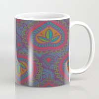 decorative Mugs featuring Decorative by Aimee St Hill