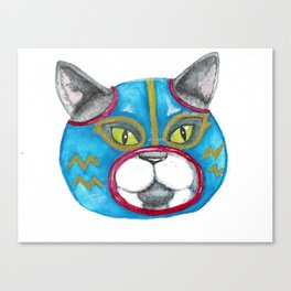 luchabuddy Canvas Print