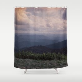 Appalachia Shower Curtain