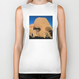 Joshua Tree National Park: Skull Rock Biker Tank