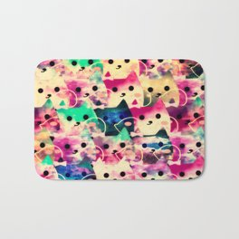 cats 127 Bath Mat