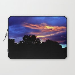 Under A Blood Red Sky Laptop Sleeve