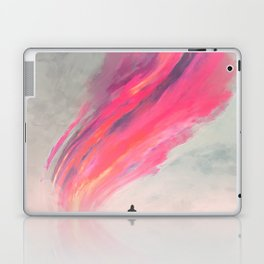 Where Fear Ends Laptop & iPad Skin