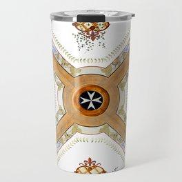 A Glass Ceiling Travel Mug