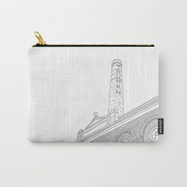 London Truman Chimney - Line Art Carry-All Pouch