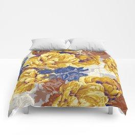 the big yellow Comforters
