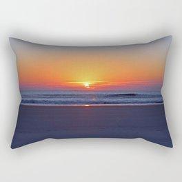 Undaunted Glow Rectangular Pillow