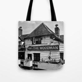 The Woodman Pub Tote Bag