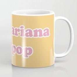 YOUNG ARIANA RUN POP Coffee Mug