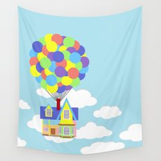 Up! Wall Tapestry