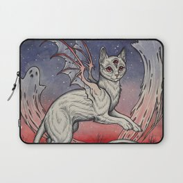 Spirits Of All Hallows Eve Laptop Sleeve