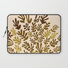 """Collage of Leaves, #7 """"Bayou"""" by Henri Matisse Laptop Sleeve"""