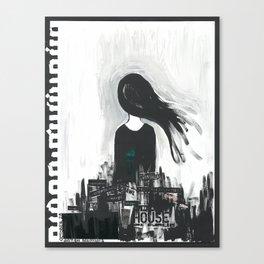 Sketch Series 002 Canvas Print
