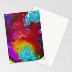 Ink Splash Stationery Cards