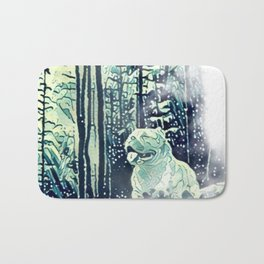 Only The Strong (Bully Love) Bath Mat