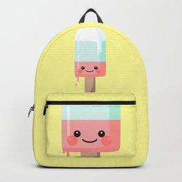 Kawaii melting popsicle Backpack